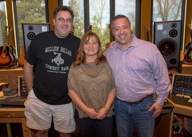 Vince Gill Interview